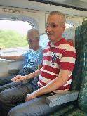 圖:高鐵之旅-出發去高雄囉